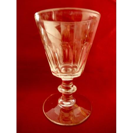 Verres à vin blanc Baccarat Caton