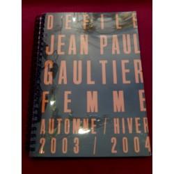 Dossier Jean-Paul Gauthier...