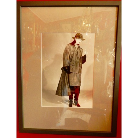 Dossier Christian Dior haute couture automne-hiver 1982-1983