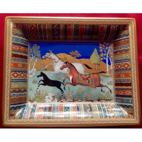 Vide-poche Hermès Cheval d'Orient