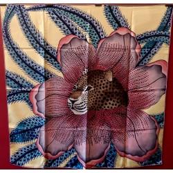 Carré foulard Hermès Baobab...
