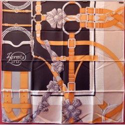 Carré foulard Hermès Grand...