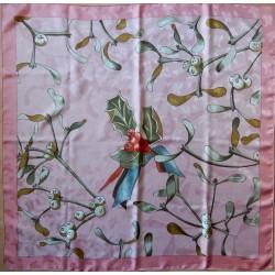 Carré foulard Hermès Neige...