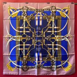 Carré foulard Hermès Grand...