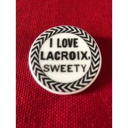 Broche Christian Lacroix I...