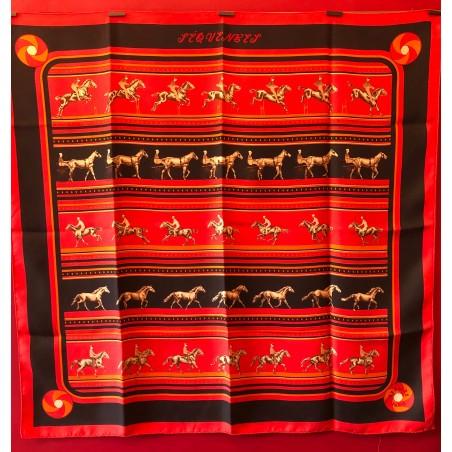 Carré foulard hermès Séquences