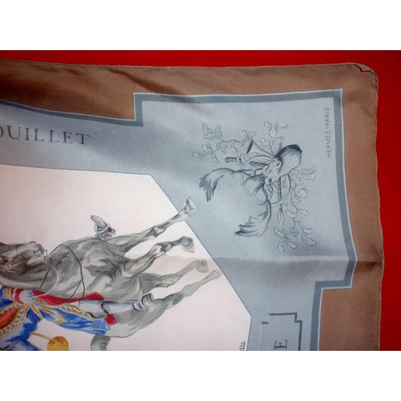 Rare Carré Hermès Grande vénerie royale Zoom En solde. Précédent. Suivant aa86ad83eaa